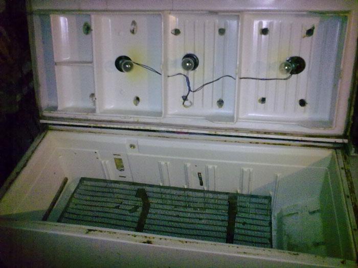 Как из холодильника сделать инкубатор своими руками