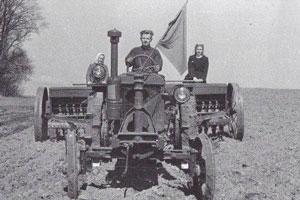 История садоводства и земледельчества
